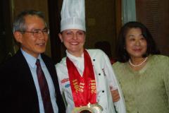 S Veleposlanikom Japana NJ.E. Yoshio Tamura i supruga Chikako