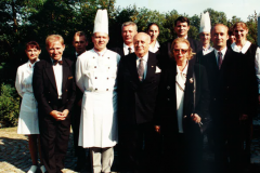 S Predsjednikom Turske  Nj.E. Süleyman  Demirel sa suprugom Nazmiye